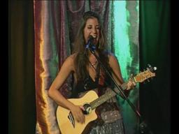 NJ singer/songwriter performs on TV