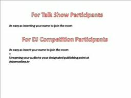 DJ Competition - House Music NY/NJ