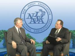 New Jersey Education Briefs - NJASA interview with Robert Gratz (Part1/2)