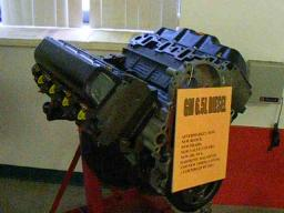 6.5L  DIESEL ENGINE LONG BLOCK