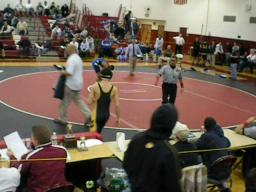Wrestling - Roselle Park Holiday Tournament