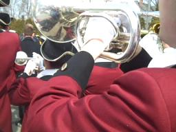 'McNamara's Band' by the marching Morristown High Colonials