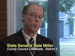 State Senator Dale Miller runs for Cuyahoga County Council District 2