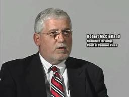 Robert McClelland for Judge