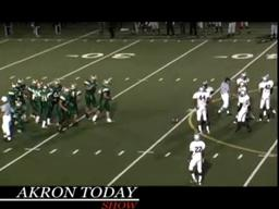 Akron Today Show game of the week