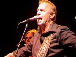 Kevin Costner and his band Modern West at Taste of Syracuse