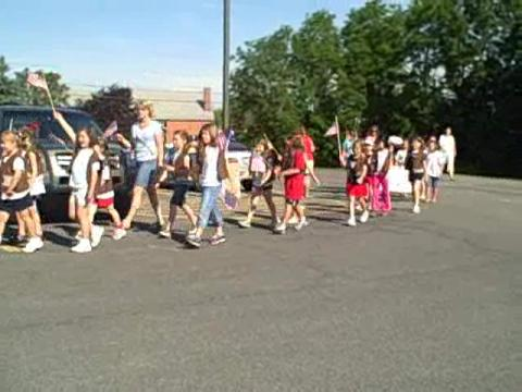 Why Tecumseh pupils have a Flag Day parade