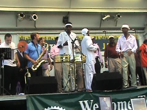 Blacklites at Jazz in the City