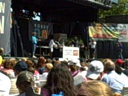 Bobby Flay at the New York State Fair