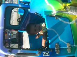 isiah williams on the rides