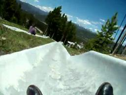Spiritual Retreat - Alpine Slide in Breckenridge During a Spiritual Workshop
