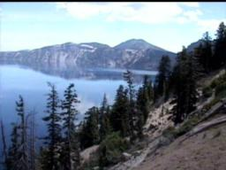 Family / Crater Lake / Oregon / August 2004 / Dennis Pelliccia