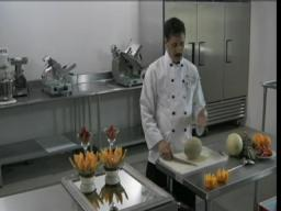 """NEW"" Food Garnishing & Fruit Displays DVD"