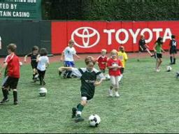 Portland Timbers Kids Club Annual Party