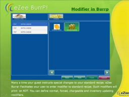 eZee BurrP! - The Restaurant Management Software, Restaurant POS, Bar Management Software, EPOS