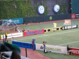 Another Corner Kick