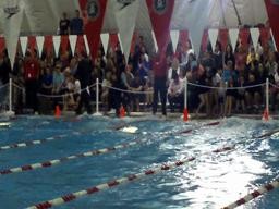 Westview's Steven Ung wins the 50 free