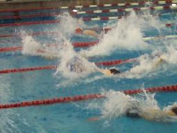 2010 OSAA Swimming State Championships: Westview's Steven Ung's 100 free