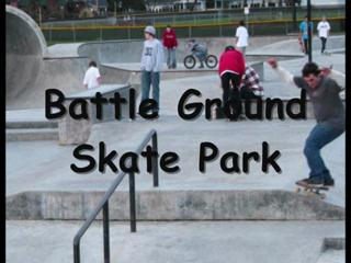 Battle Ground Skate Park