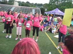 Girls on the Run at Starlight Run