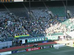 Timbers Army in the North End