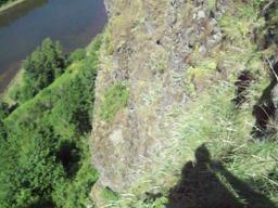 West Chimney Again - Crown Point - Columbia River Gorge - Alpine Choss
