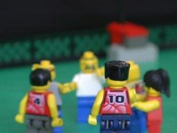 Blazers vs Rockets: Game 6 Preview in Lego
