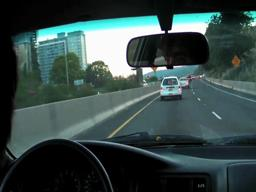 Laurelhurst to Hillsdale: A timelapse drive through Portland