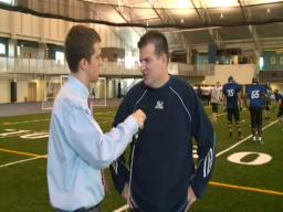 GVSU Football Interviews 10-21-09