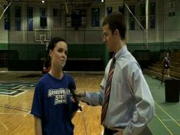 GVSU Volleyball Interviews 10-21-09