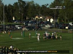 Muskegon Catholic vs Kingsford