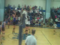 Longmeadow vs. West Springfield volleyball