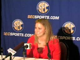 Auburn G Alli Smalley