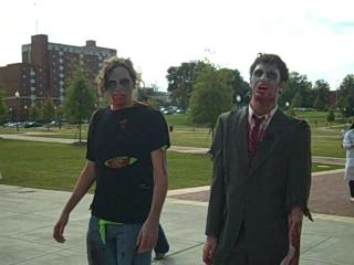 Zombies Attack at UAB