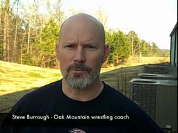 AHSAA wrestling preview: Tanner Moon (Oak Mountain) vs Anthony Bruno (Bob Jones)