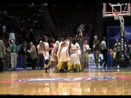J.F. Shields girls celebrate 1A title