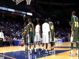 Lee-Huntsville highlights from 5A boys basketball state championship game