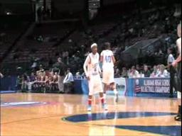 Top 10 plays from the 2010 Final 48 high school basketball tournament