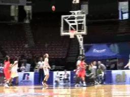 Midfield girls control game early against Deshler in 4A title game