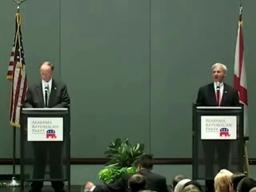 GOP Governor Debate - Robert Bentley and Bradley Byrne on initiative and referendum