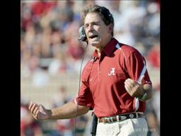 The Nick Saban Show, 9-30-10