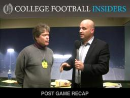 College Football Insiders: On the Road