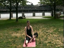 Yoga for cyclists with Uma Kleppinger