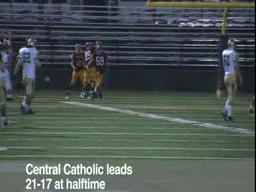 Jordan Talley and Jesuit overpower Central Catholic