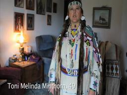Caroline Motanic Davis and her dress have a long history with Pendleton Round-Up