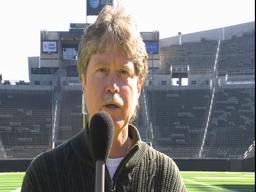 Video: Ken Goe after the Oregon Ducks practice