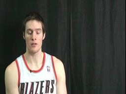 Meet the Blazers 2010: Fear and mortality