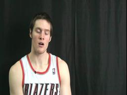 Meet the Blazers 2010: Best shooter, passer and rebounder