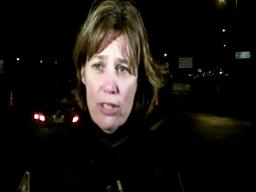 Detective Mary Wheat discusses SERT callout in Northeast Portland