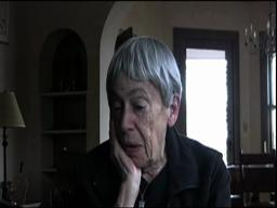 Ursula K. Le Guin reflects on her writing